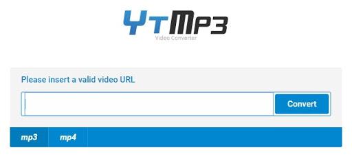 YTMP3 youtube converter