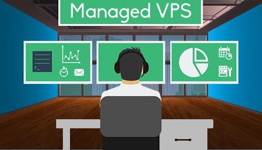 Managed vps hosting services